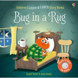 Listen and learn: Bug In a Rug