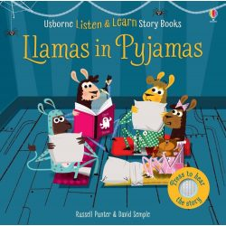 Listen and learn stories - Llamas in Pyjamas