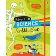 Science Scribble Book