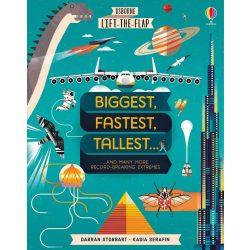Biggest, fastest, tallest