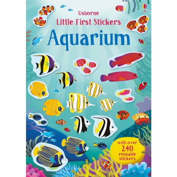Little First Stickers Aquarium
