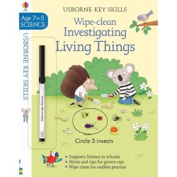 Investigating Living Things