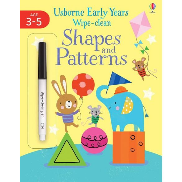 Shapes and Patterns - Early years Wipe-clean