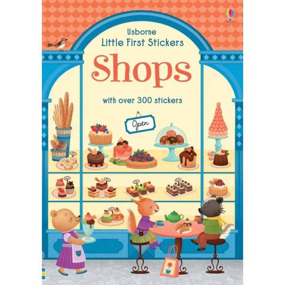 Little first sticker - Shops