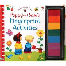 Poppy And Sam's Fingerprint Activities