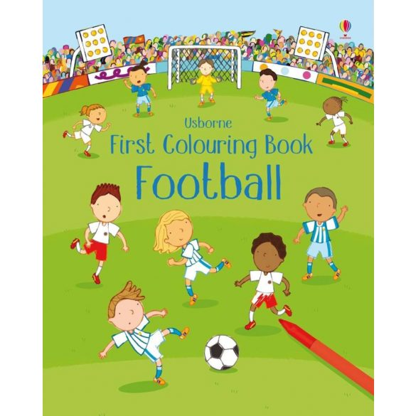 Football First Sticker Book