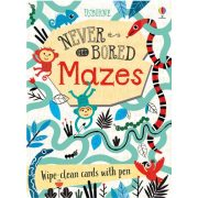 Never get bored cards - Mazes