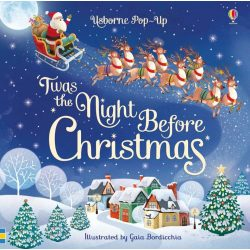 Pop-up 'Twas the Night Before Christmas