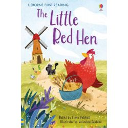 The Little Red Hen - First reading level 3