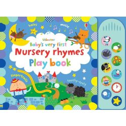 Baby's Very First Nursery Rhymes Playbook