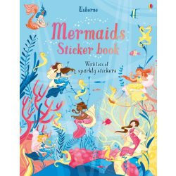 Mermaids Sticker Book