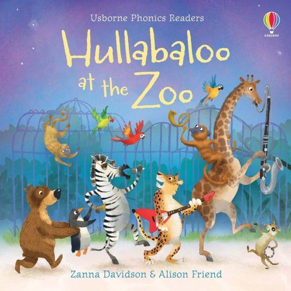 Hullabaloo at the Zoo