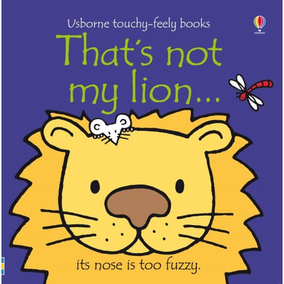 That's not my lion - Special edition