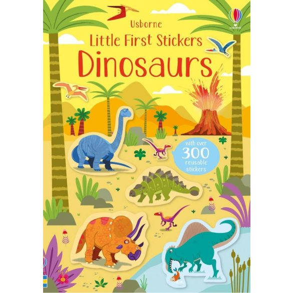 Little First Stickers Dinosaurs