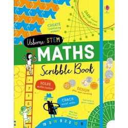 Maths Scribble Book