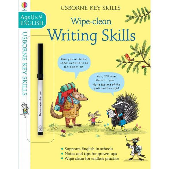 Wipe-clean writing skills 8-9