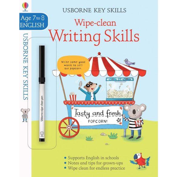 Wipe-clean writing skills 7-8