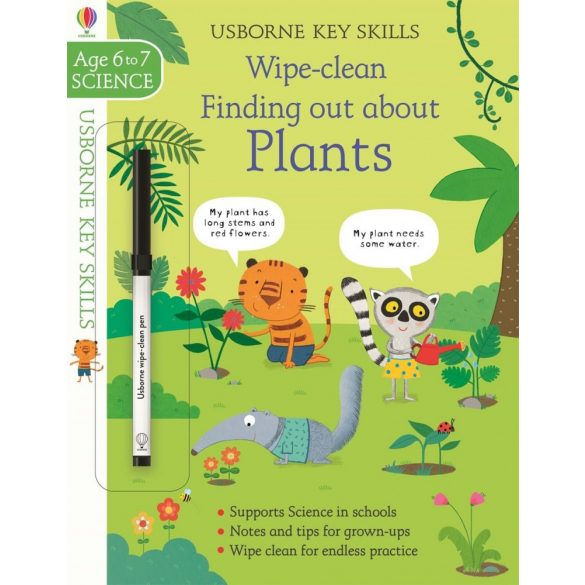 Wipe-Clean Finding Out About Plants 6-7