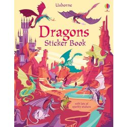 Dragons sticker book