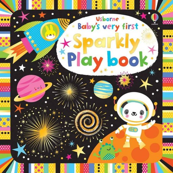 Baby's very first sparkly book
