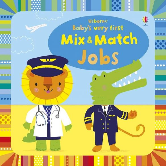Baby's very first mix and match jobs