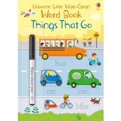 Word Book Things that go