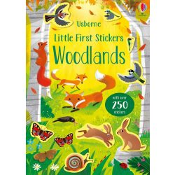 Little First Stickers Woodland