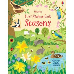 First Sticker Book Seasons