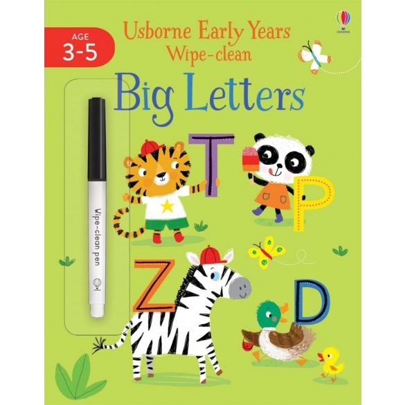 Early Years Wipe-clean - Big Letters