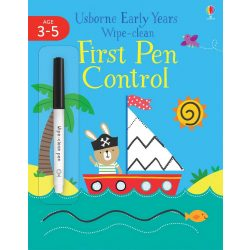 Wipe-clean - First Pen Control