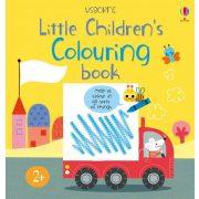 Little children's colouring book