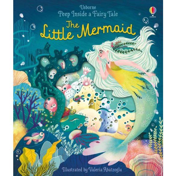 Peep inside a fairy tale: The Little Mermaid