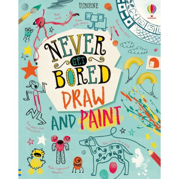 Never Get Bored - Draw and Paint