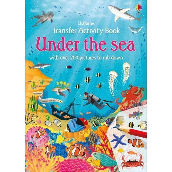 Under the Sea Transfer Activity Book