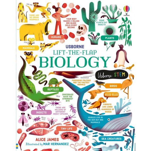 Lift-the-flap - Biology