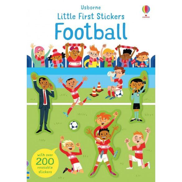 Little First Sticker Football