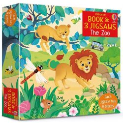 The Zoo Book and Jigsaw