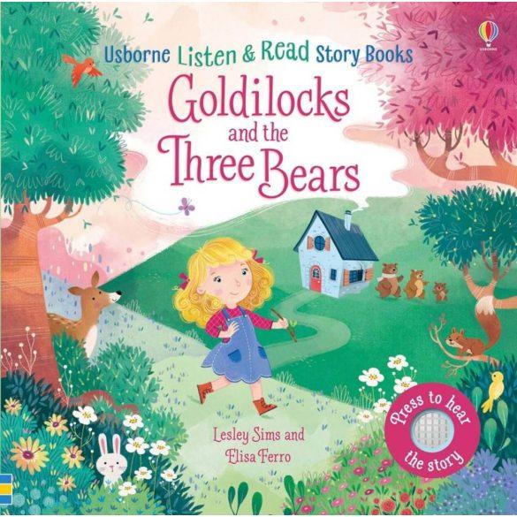 Listen and read - Goldilocks and the Three Bears