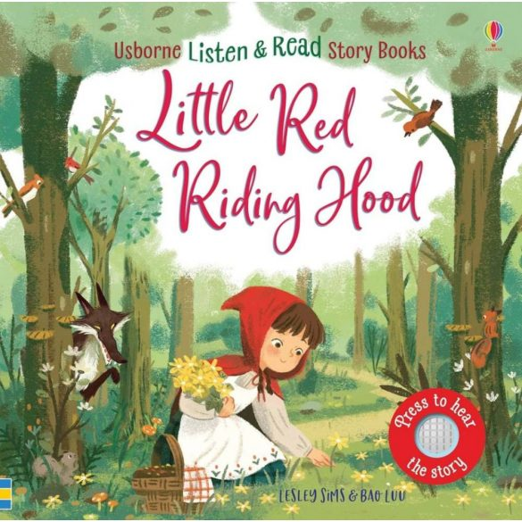 Listen and read - Little red riding hood