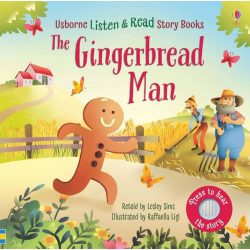 Listen and read - The Gingerbread Man