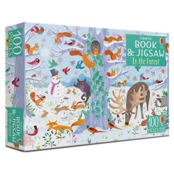 In the Forest - Book and Jigsaw