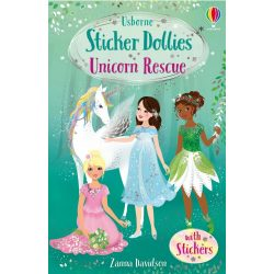 Sticker Dollies - Unicorn Rescue