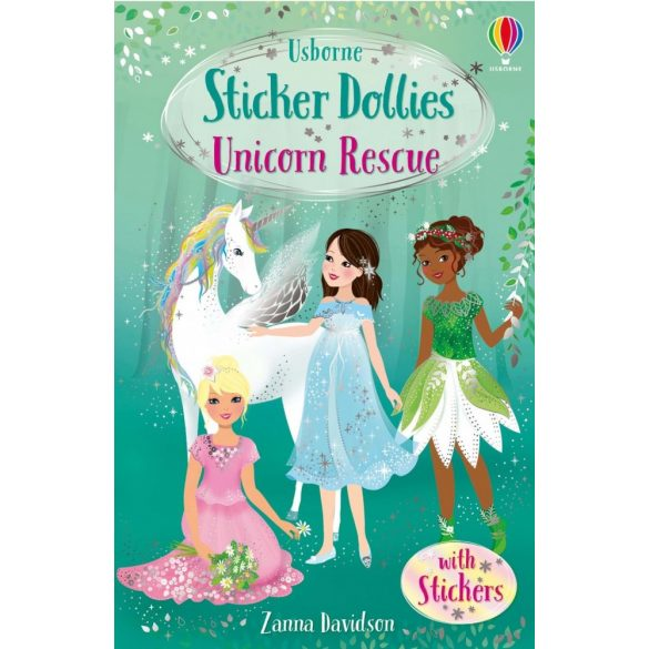 Sticker Dollies - Unicorn Rescue