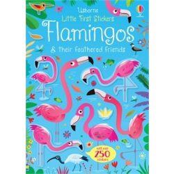 Little First Sticker Flamingos