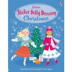 Sticker dolly dressing - Christmas