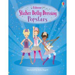 Little Sticker Dolly Dressing - Popstars