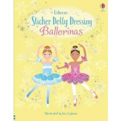 Sticker Dolly Dressing Balerinas