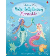 Sticker dolly dressing - Mermaids