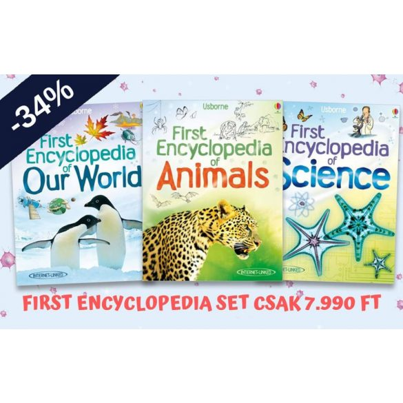 First Encyclopedia Set