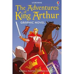 The Adventures of King Arthur - Graphic Novel